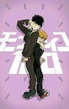 SHISHO MOB!! -   (MOB PSYCHO100 // AU DE EDADES//) by KuroNeko2412