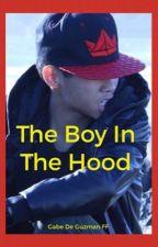 The boy in the hoodie (Gabe de Guzman fan fiction) by xjj_1738x