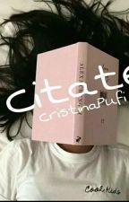 Citate  by CristinaPufi