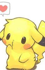 Chica Pokemon (Ash Ketshum y tú) by IchigoYoshino