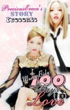 Maria Bida: 100 Days to Love [ON-HOLD] by PreciousEreca