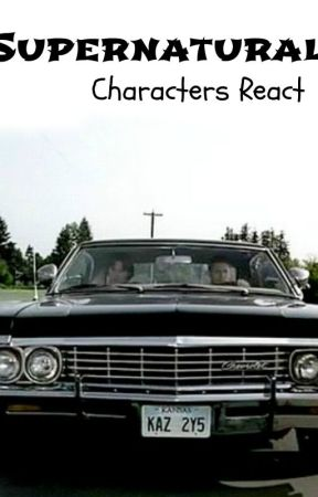 Supernatural Characters React Castiel Reacts To The SPN Parody By - Supernatural show car