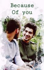 Because of you (ziam) by 1directionxhani