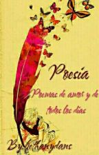 POESÍA  by bethanydans16