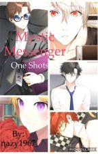 Mystic Messenger x Reader One shots by nazy1967