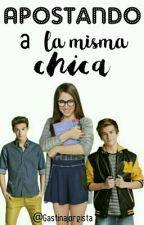 "«Apostando a la misma chica» ""Gastina"" & ""Mattina"" by BlancoftBernasconi"