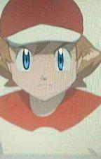 Dibujos y Fanarts del  hijo De Ash X Serena  by ritoblen24rojo