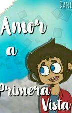 Amor a primera vista (N.Freddy Y tu ) by DanixLaGamer