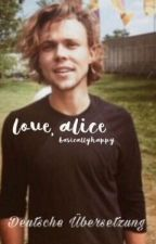 Love, Alice • a.i (German translation) by musicxfandom