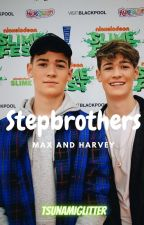 Max and Harvey stepbrothers  [Editing] by prettyprettytsunami