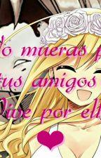 END : Lucy El Enemigo De Fairy Tail  by Kirisaki1216