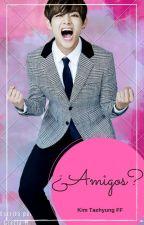BTS Kim Taehyung ♡ - ¿Amigos? by GreciaMi