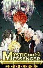 Mystic Messenger x Male!Reader by otaku_209