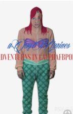 Aquamarines adventure in camp halfblood yay by dreamofbrandnewstart