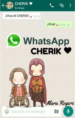 WhatsApp CHERIK ♡ *[CarrotAwards2017]* by Out_of_Control6