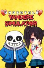 ♡UNDERTALE♡ ➳Yandere Simulator  by -Flourescent