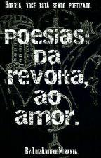 Poesias para o humor - Da revolta ao amor by LuizAntonioMiranda