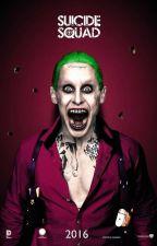Joker and Reader  by nogoodusername01