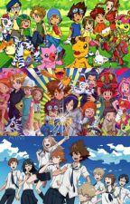 Digimon Adventure x Reader One-shots by Daisyaires