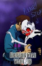 Horrortale Sans x Frisk[YAOI +18] by OtakuGamer5050