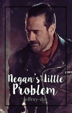 Negan's Little Problem by jeffrxy-dm