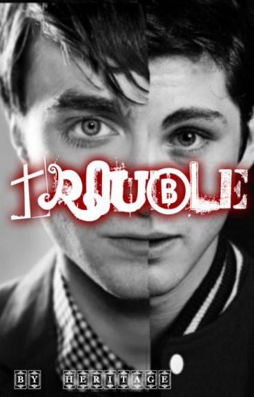 Trouble. (A Percy Jackson & Harry Potter fic)