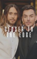 Closer to the Edge • {Shannon & Jared Leto} by jaceherondales