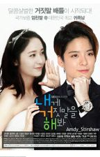 Married With...Lies «{Pausada/Editando}KryBer by Amdy_Stirshaw