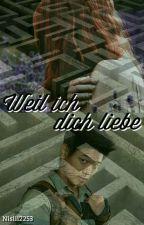 Weil ich dich liebe || Maze Runner -Minho FF || by Nisiii2253
