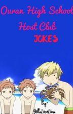 Ouran High School Host Club JOKES by GottaLoveLina