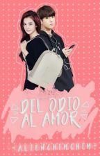 Del Odio Al Amor. (Jungkook Y Tu)  by -AlienChimchim-
