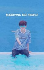 Marrying the Prince || m.yg by sighneptune