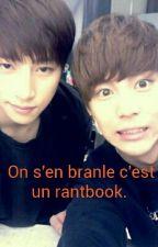 On S'en Branle Du Titre C'est Un Rantbook  by chichinouxx