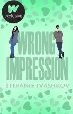 Wrong Impression✅ by Wimbug