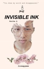 Invisible Ink » rapmonster by evanesces