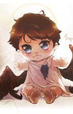 Stvoření anděla by lucylley