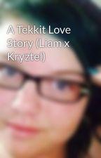 A Tekkit Love Story (Liam x Kryztel) by ZoethianLover99