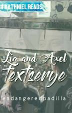 Lia and Axel TextSerye by itsdanielford