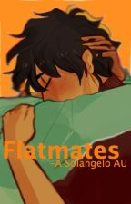 Flatmates - Solangelo mortal AU by fairyaverage