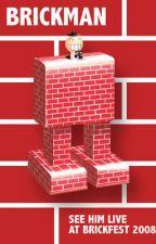 Mecha-Brick by ChanceMachina