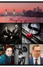 Naugthy games (a Tom Hiddleston/Benedict Cumberbatch story) by SigneLarsen1
