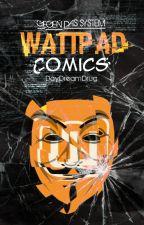 Wattpad Comics by Daydreamdrug