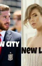 New city , New life ! (Sergio Ramos) by marylourde