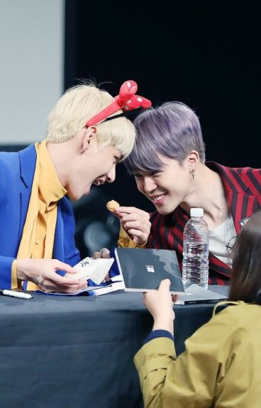 [BTS][VMin][Short-fic][H] Birthday gift