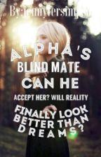 Alpha's Blind Mate by jennyfersimpson