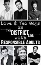 Love & Tea Bags on The District Line with Responsible Adults by CFWhiteUK