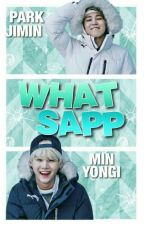 YoonMin Whatsapp 7u7 by KookieConda