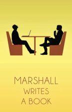 Marshall Writes a Book by Caffeinotion