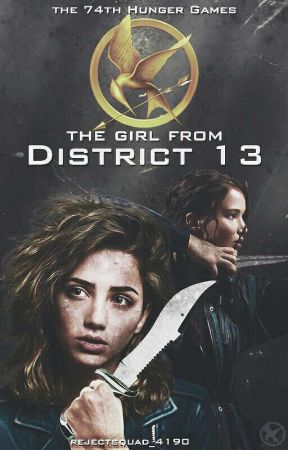 The Girl From District 13 by rejectsquad_4190