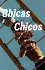 Chicas vs Chicos by ConAnOH